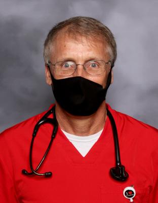 Clark Pederson : Nurse