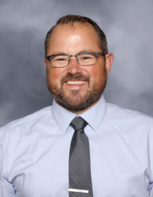 Cory Bohling : High School Principal