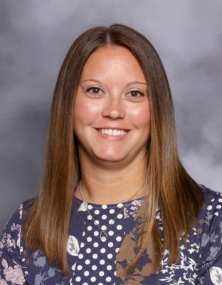 Shannon Dvorak : Paraprofessional