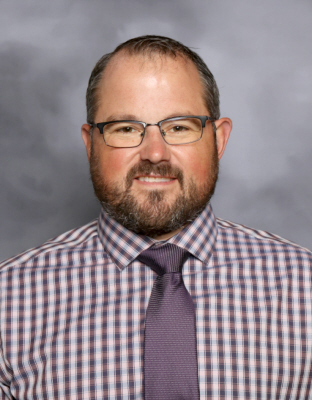 Cory Bohling : High School Principal
